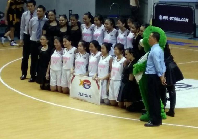 Tim Basket Putri